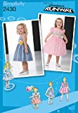 Simplicity Sewing Pattern 2430 Toddler /Child Dresses, AA - Best Reviews Guide