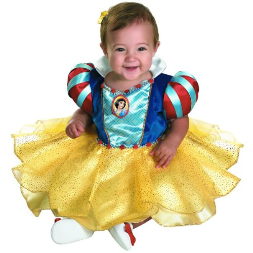 Disguise Snow White Infant Costume 12 18
