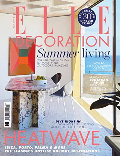 Elle Decoration - ELLE DECORATION UK (BRITISH ) JULY 2019