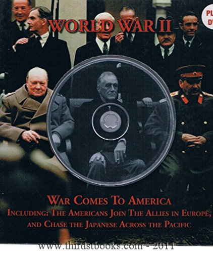 World War II - War Comes to America - Plus DVD PDF ePub fb2 ebook