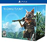 Biomutant Collector's Edition - PlayStation 4 Collector's Edition at Amazon