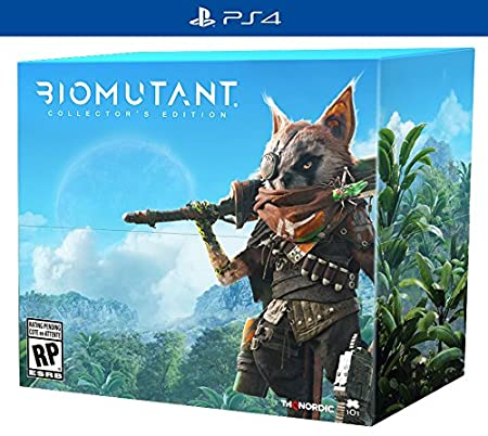 Biomutant Collector's Edition - PlayStation 4 Collector's Edition