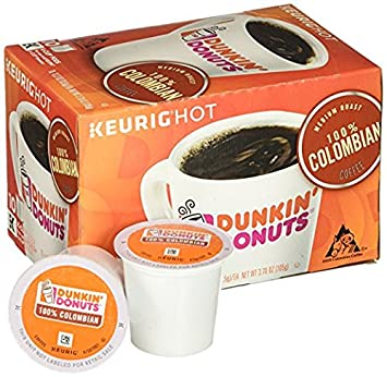 Dunkin Donuts K Cups 100 Columbian 10 ct Pack of 3 Amazon