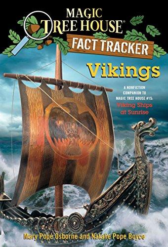 Vikings: A Nonfiction Companion to Magic Tree House #15: Viking Ships at Sunrise (Magic Tree House (R) Fact (Sunrise Tree)