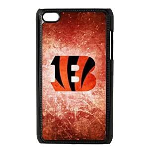 Ipod Touch 4 Phone Case Sports NFL Cincinnati Bengals Protective Cell Phone Cases Cover DFL606880