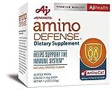 Cheap Amino Defense – Immune System Support Dietary Supplement, Amino Acid Powder, Natural Orange Flavor, 30 x 1.16g Single Serve Sticks, 1.2oz Box
