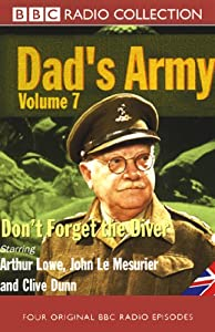 Dad's Army, Volume 7 Radio/TV