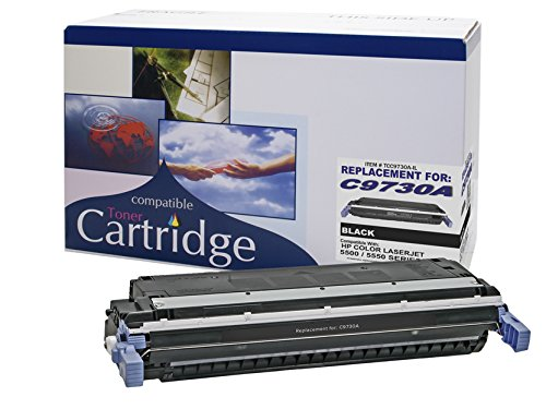 Remanufactured Toner Cartridge Replacement for HP SERIES 5500-5550 COLOR PRT. CTG. (BLACK) ()