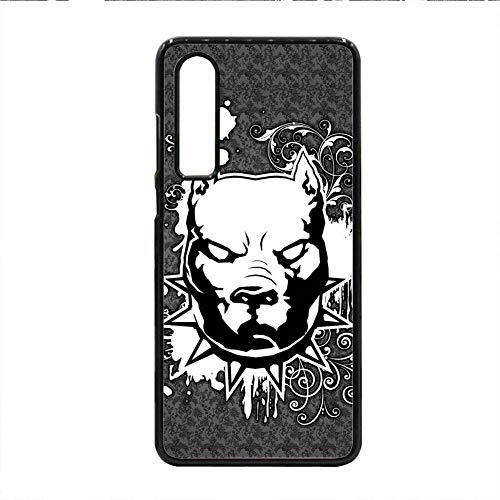 Babu Building for Child Protect On Huawei P30 Design Pit Bull Hard Plastics Case