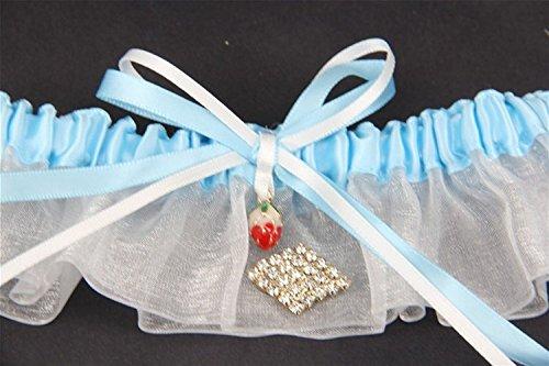 trlyc mujeres de novia para Liga accesorios boda Liga de encaje