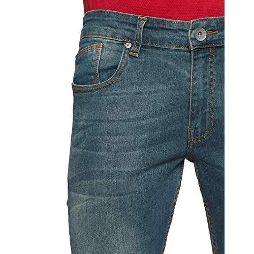 51xCCKg31FL. SS500  - Amazon Brand - Symbol Men's Skinny Fit Jeans