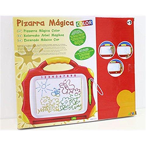 PIZARRA MAGICA MEDIANA COLOR: Amazon.es: Juguetes y juegos