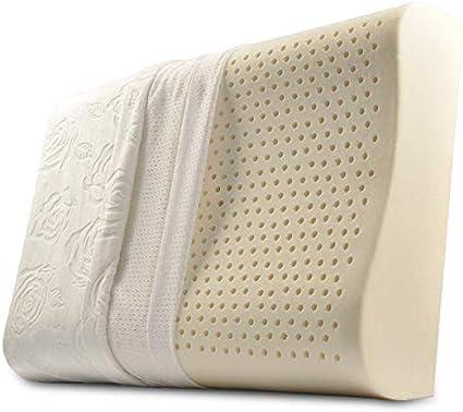 Dimensioni Standard Cuscino Letto.Cuscino Da Letto In Lattice Cuscino Stretto Medio Cuscino In