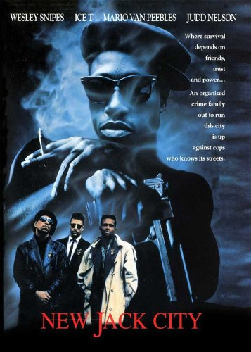 New Jack City 11x17 Movie Poster