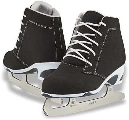 Purple Jackson Ultima Recreational Womens Figure Ice Skates Softec Diva DV3000 // Available in Red Black or White Blue