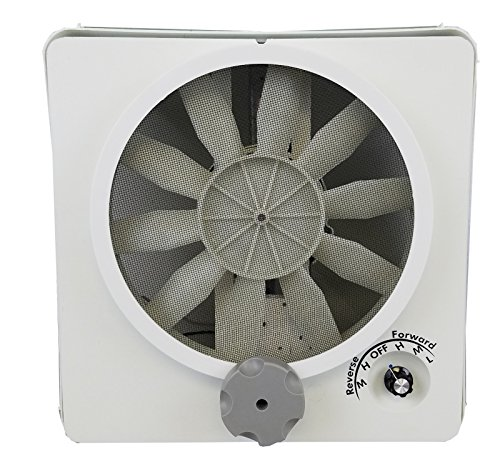Ugrade Kit - RV Roof Vent Vortex II Ugrade Kit Multi-Speed Fan