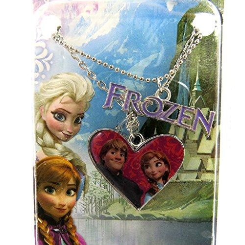 Reine des Neiges Creator collar 'Frozen pink (La Reine Des Neiges Costume)