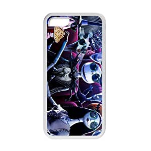 LINMM58281SFBFDGR-Store the nightmare before christmas cartoon Phone case for iphone 5/5sMEIMEI