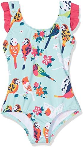 Hatley Girls Back Ruffle Swimsuit