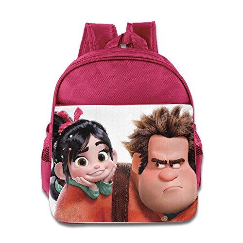 Wreck It Ralph Little Kids School Backpack Bag (Wreck It Ralph Girl Costume)
