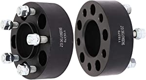 """ECCPP Replacement for 2PCS 2"""" Hubcentric Wheel Adapter Spacers 5x4.5 5x114.3 71.5mm for Jeep Cherokee/Grand Cherokee/Wrangler/Liberty/Comanche with 1/2"""" Studs"""