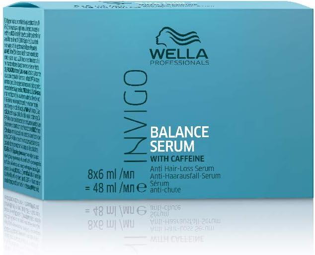 Wella Invigo Balance, Cuidado del pelo y del cuero cabelludo (Serum) - 48 ml.