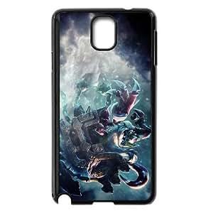 samsung_galaxy_note3 phone case Black Veigar league of legends HUI4598041