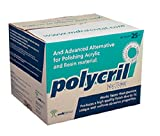 POLYCRIL POLISHING MATERIAL 25 POUNDS (11.3 KG)