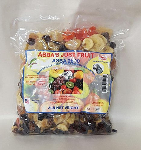 3LB ABBA 2800 JUST FRUIT ()