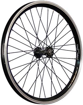 Taylor-Wheels 20 Pulgadas Rueda Trasera Bici Doble Pared Cierre ...