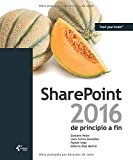 img - for SharePoint 2016 de principio a fin (Spanish Edition) book / textbook / text book
