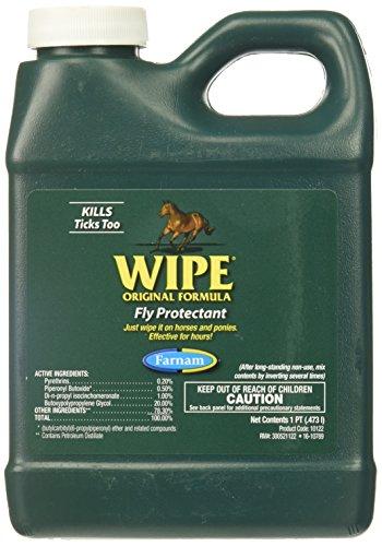 - Farnam Wipe Original Formula Fly Protectant, 16 oz