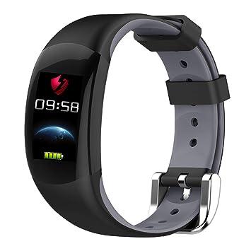 YWYU Smart Watch LEMFO LT02 Smart Band 2 IP68 Impermeable ...