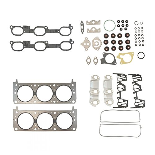 Engine Head Gasket Kit Set for Buick Chevy Olds Pontiac 3.1L 3.4L (Buick Head Gasket)