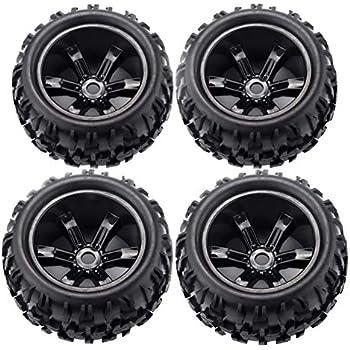 Redcat Racing BS809-007 Aluminum Wheel Hex with Pins 2 Pcs for Terremoto 10 V2