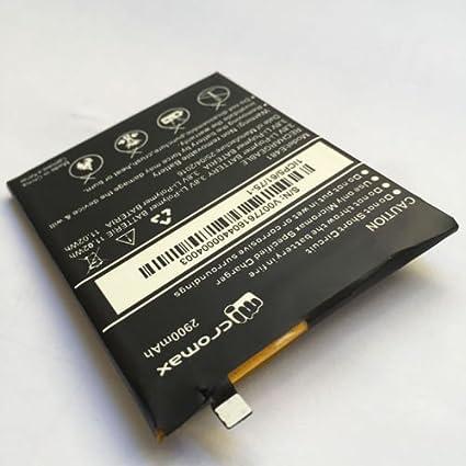 FINDX E481 2900 mAh Mobile Battery for Micromax Canvas: Amazon in