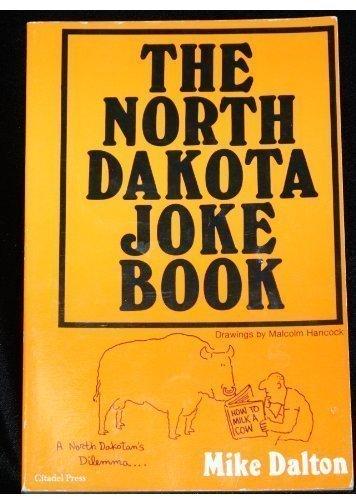 The North Dakota Joke Book by Mike Dalton - Malls Shopping North Dakota