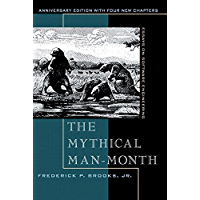 The Mythical Man-Month: Essays on Software Engineering, Anniversary Edition (English Edition)