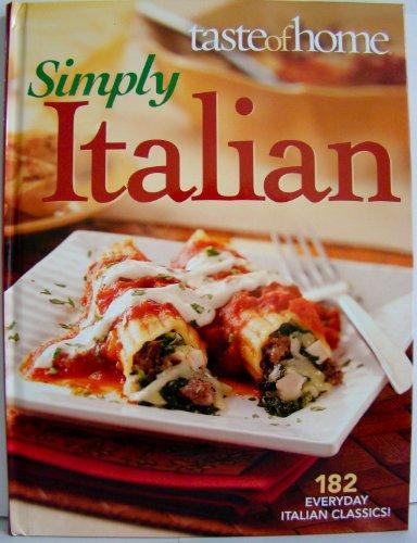 Taste of Home Simply Italian