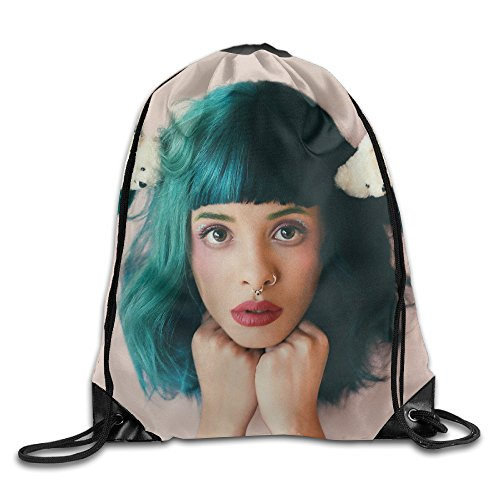 WLHZQS Melanie Martinez Unisex Drawstring Bag, used for sale  Delivered anywhere in USA
