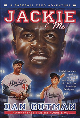 Jackie & Me (Baseball Card Adventures)