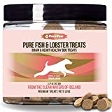 Best Perfect Organic Gelatins - Pure Cod Skin Dog Treats Wild Fish From Review