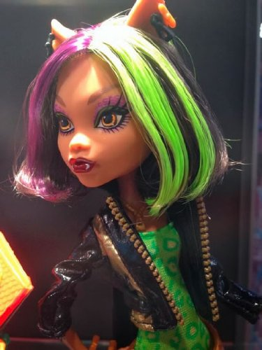 Monster High Clawdeen Wolf Scaremester Doll (Monster High Jane Boolittle??? Doll)
