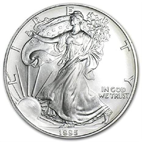 25th Anniversary Coin Gift Package American Silver Eagle Uncirculated 1995-2020