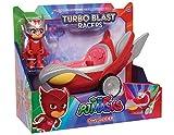 PJ Masks Turbo Blast Vehicles Owlette