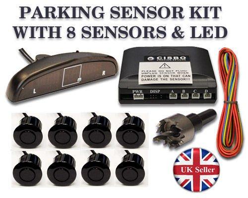 CISBO SB316-8 Parking Reversing Sensor Buzzer, Pearl Blue Cisbo Limited