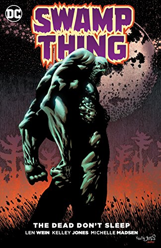 Swamp Thing: The Dead Don't (Dc Dead Halloween)