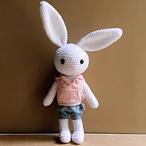 Crochet Doll Rabbit Dolls