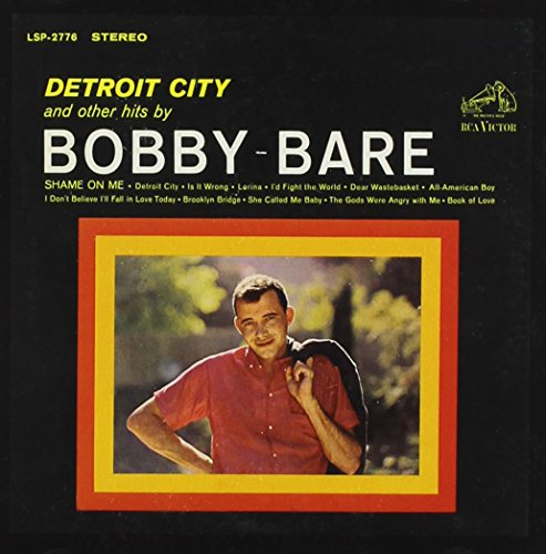 Bobby Bare - Detroit City & Other Hits By Bobby Bare - Zortam Music