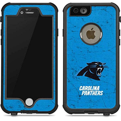 Carolina Panthers iPhone 6/6s Waterproof Case - NFL   Skinit Waterproof Case - Snow, Dust, Waterproof iPhone 6/6s Cover